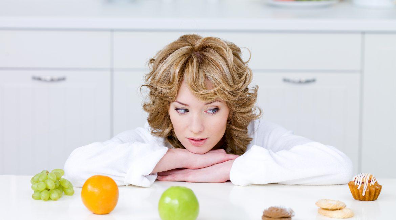 Tips para mejorar el autocontrol a la hora de comer y bajar de peso de forma saludable